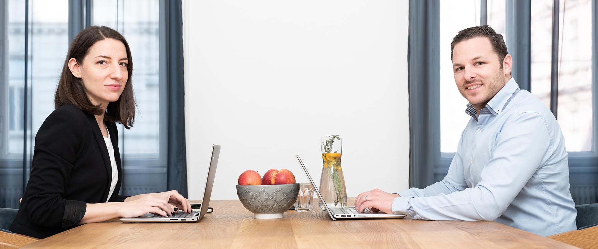 Online Strategen Victoria Schubert Andreas Wasner